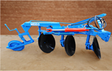 Hydraulic Reversible Disc Ploughs